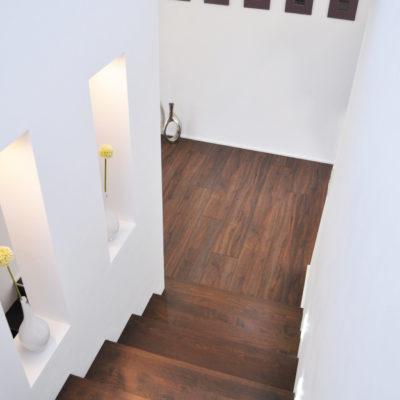 Innentreppe Holztreppen Holzstufen Treppe Bauen