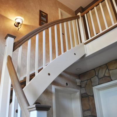 Treppenbau Treppengelaender Innentreppe