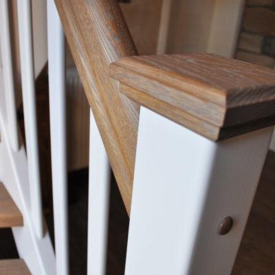 Treppengelaender Holz Holztreppen