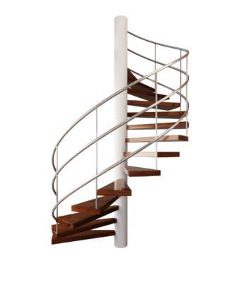 Treppe, Wendeltreppe, Wohnen, Zuhause